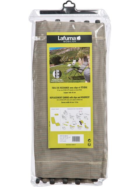 Lafuma Mobilier Set funda de repuesto - para Futura Batyline beige